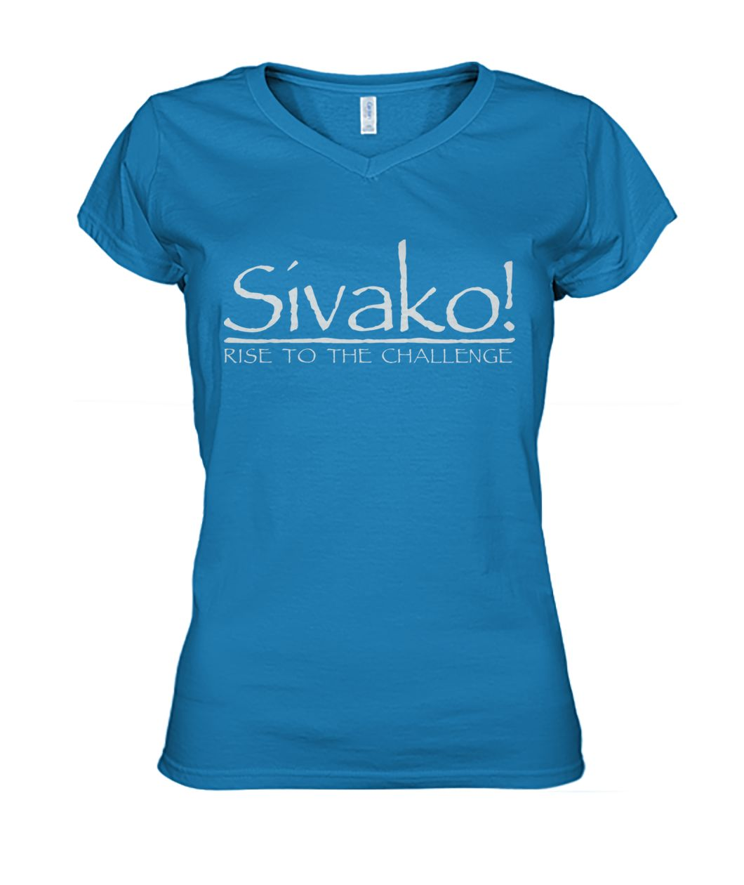Sivako Women's V-Neck