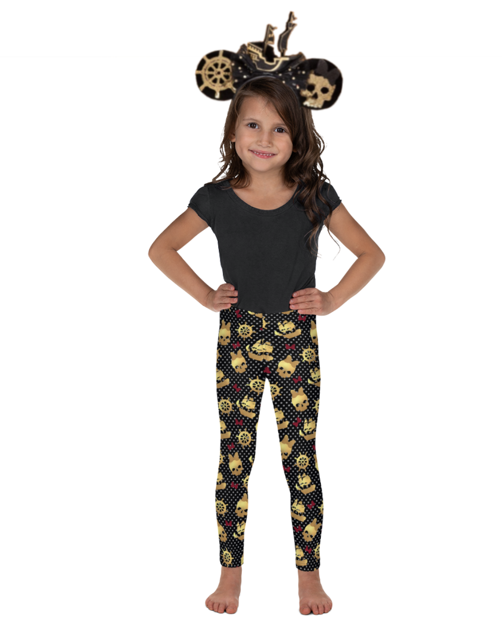 Pirates Kid's Leggings