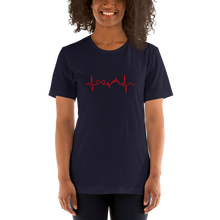 Load image into Gallery viewer, Heartbeat Premium Unisex Tee
