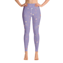 Load image into Gallery viewer, Flower & Garden Yoga Leggings