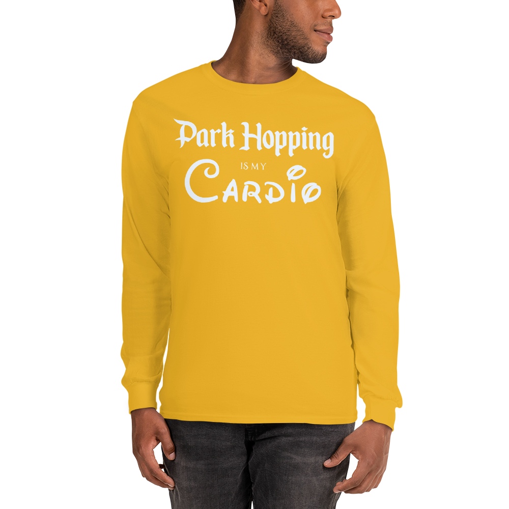 Park Hopping Cardio Long Sleeve T-Shirt