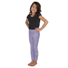 Load image into Gallery viewer, Flower & Garden Girls Leggings