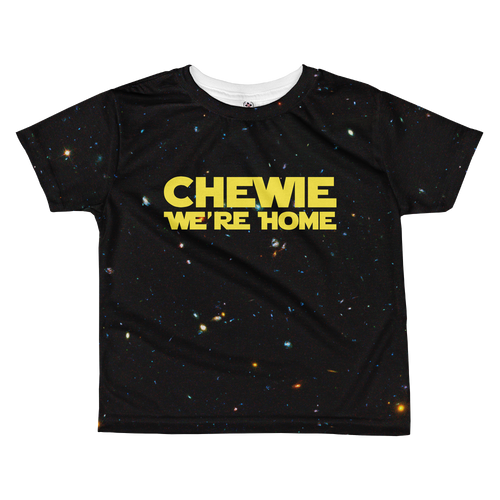 We're Home Toddler T-shirt