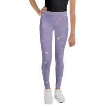 Load image into Gallery viewer, Flower & Garden Youth Leggings