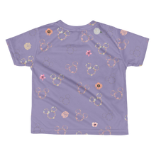 Load image into Gallery viewer, Toddler Flower & Garden Tee