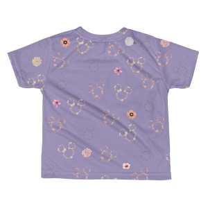 Toddler Flower & Garden Tee
