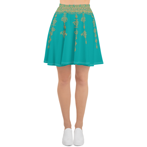 Arabian Princess Skater Skirt