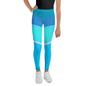 Toothpaste Wall Youth Leggings