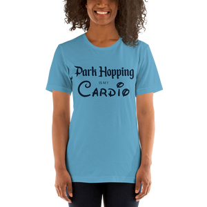 Park Hopping Cardio T-Shirt - Dark