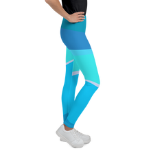 Load image into Gallery viewer, Toothpaste Wall Youth Leggings
