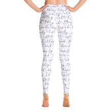 Load image into Gallery viewer, Happily Ever After Yoga Leggings - Lavender