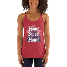 Load image into Gallery viewer, Home Sweet Home Racerback Tank