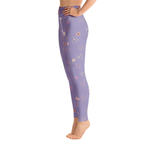 Flower & Garden Yoga Leggings