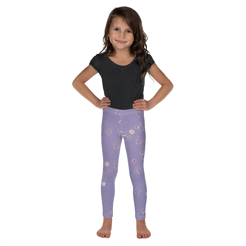 Flower & Garden Girls Leggings