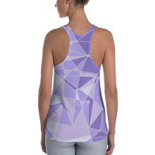 Load image into Gallery viewer, Purple Wall Racerback Tank
