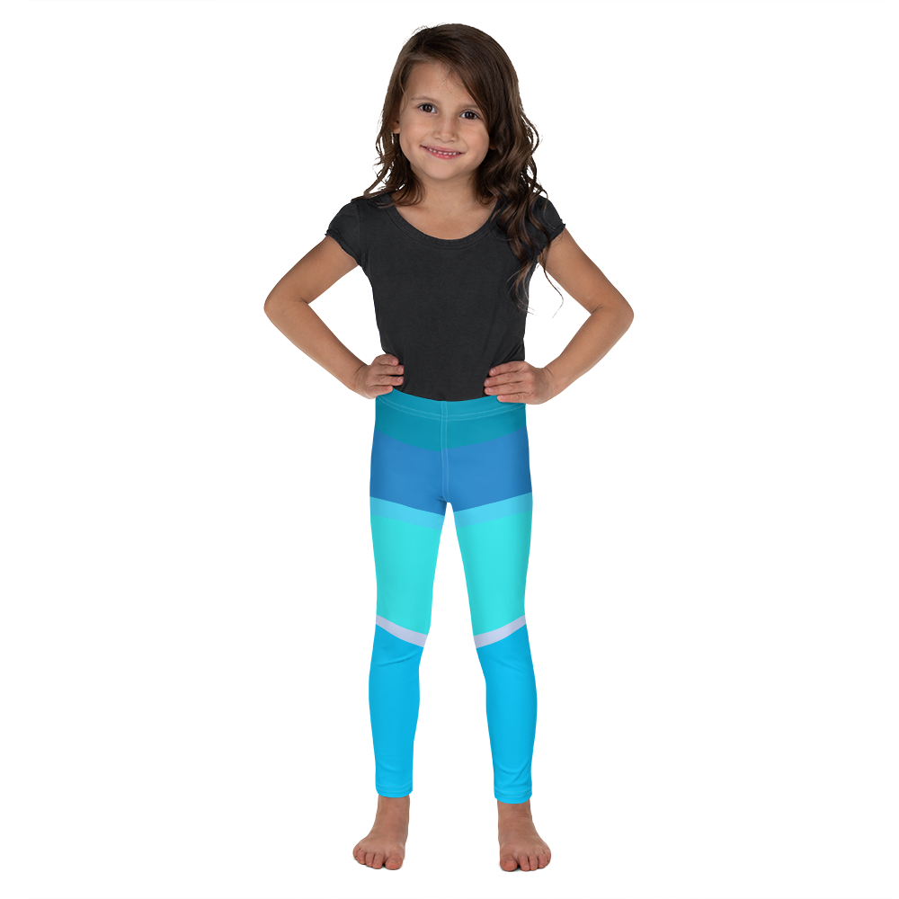 Toothpaste Wall Girls Leggings