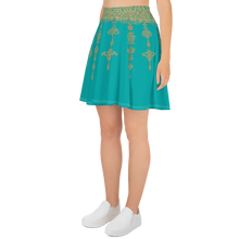 Load image into Gallery viewer, Arabian Princess Skater Skirt