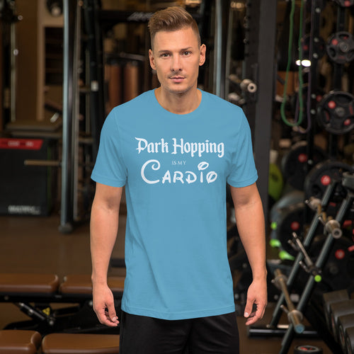 Park Hopping Cardio T-Shirt - Light