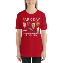 Load image into Gallery viewer, Park Day Treats Premium Unisex Tee