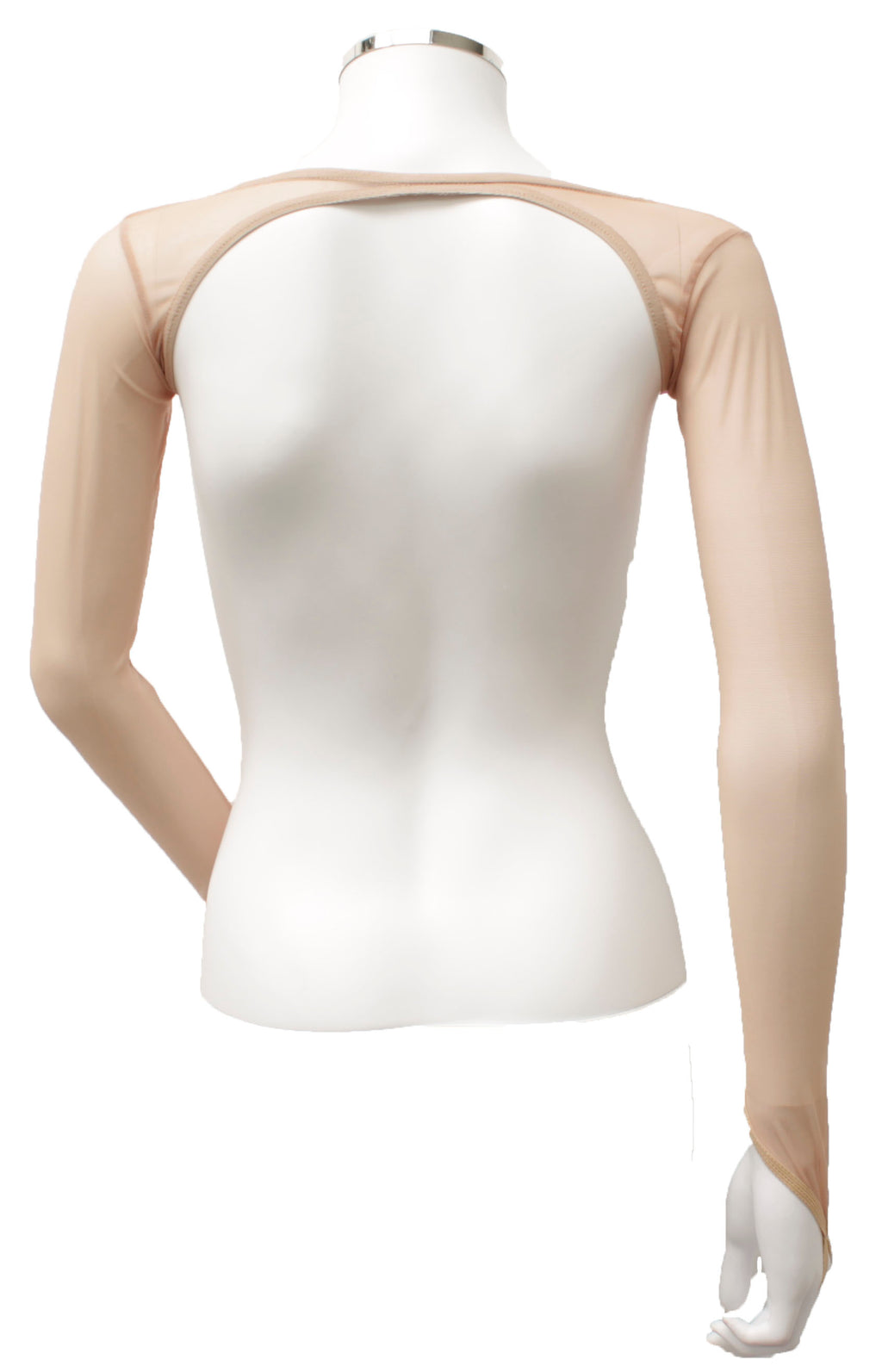 Backless Shrug - Blush