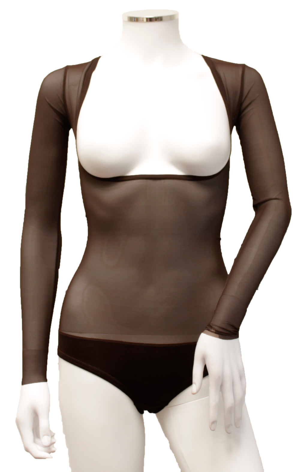 S - Underbust with Sleeves
