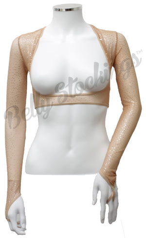 Bolero  - Naturelle Gold Sparkle