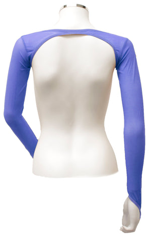 Backless Shrug - Royal Blue