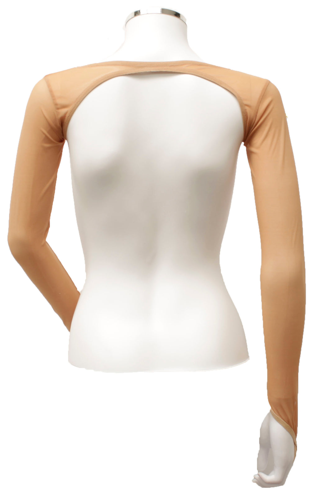Backless Shrug - Toffee