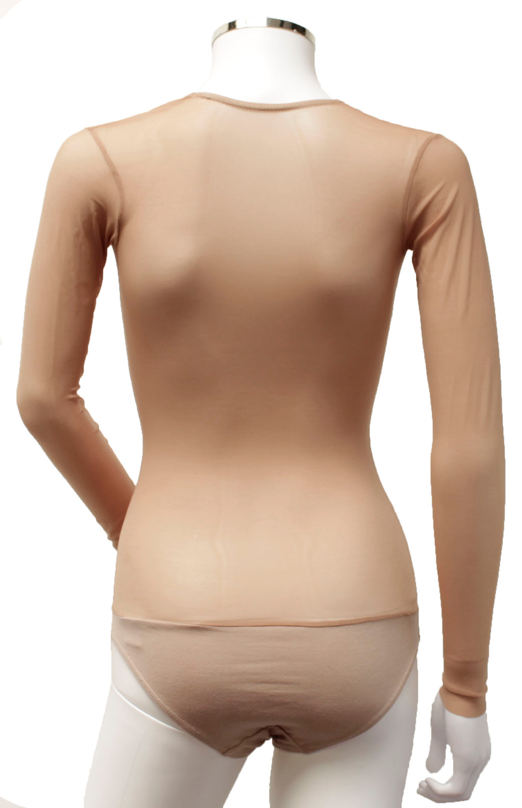 Underbust with Sleeves - Naturelle