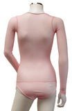 Underbust with Sleeves - Pale Pink