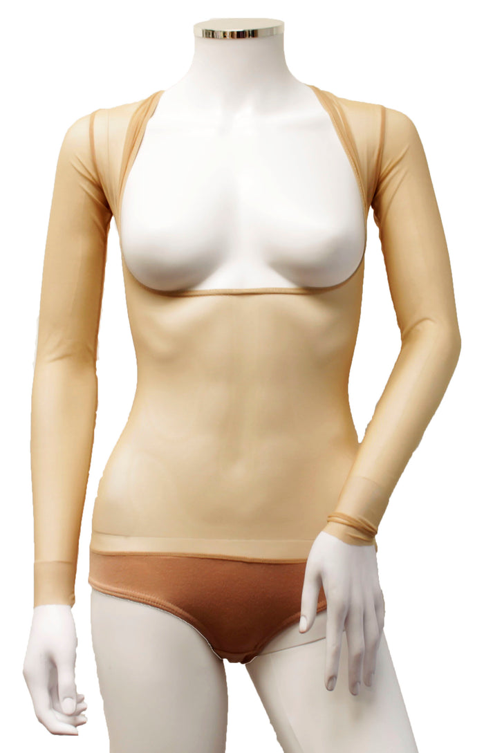 M - Underbust with Sleeves