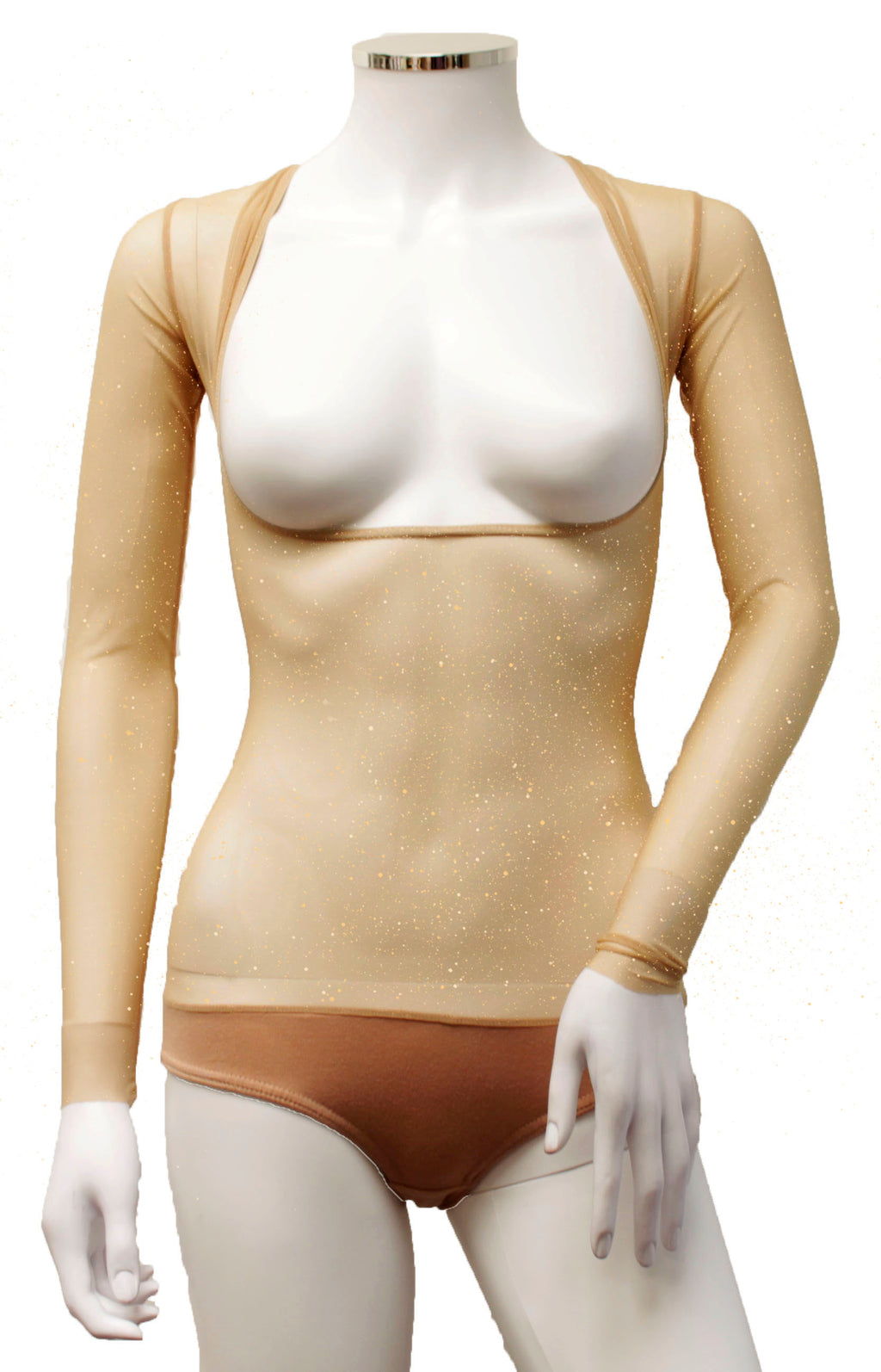 XL - Underbust with Sleeves