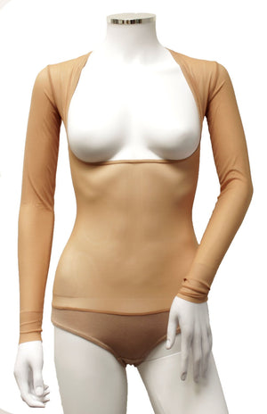 L - Underbust with Sleeves