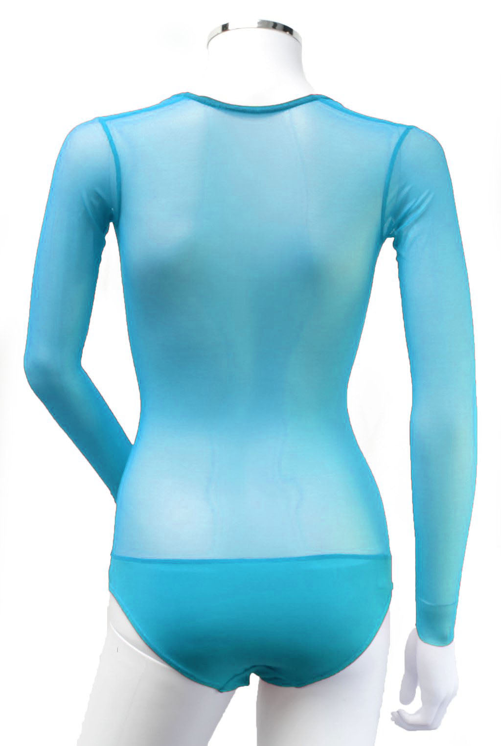 Underbust with Sleeves - Turquoise