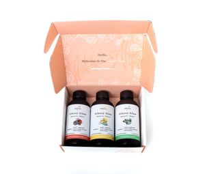 Glassy Glow Beauty Tonic Variety Pack in Mailer Box