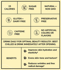 benefits and instructions for rozes beauty glassy glow beauty tonics