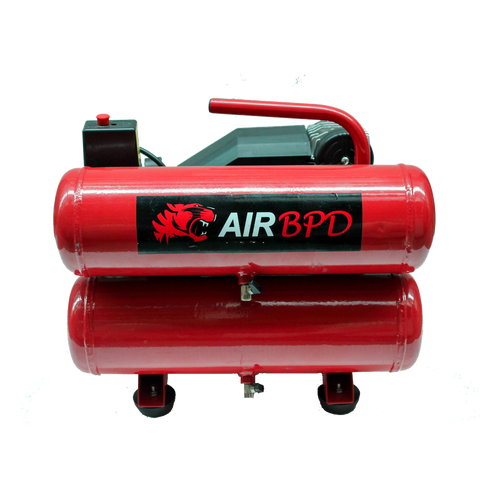 Air BPD 2.0HP 2 X 12 Litre Tanks Direct Drive Air Compressor DD10-12UTEPACK