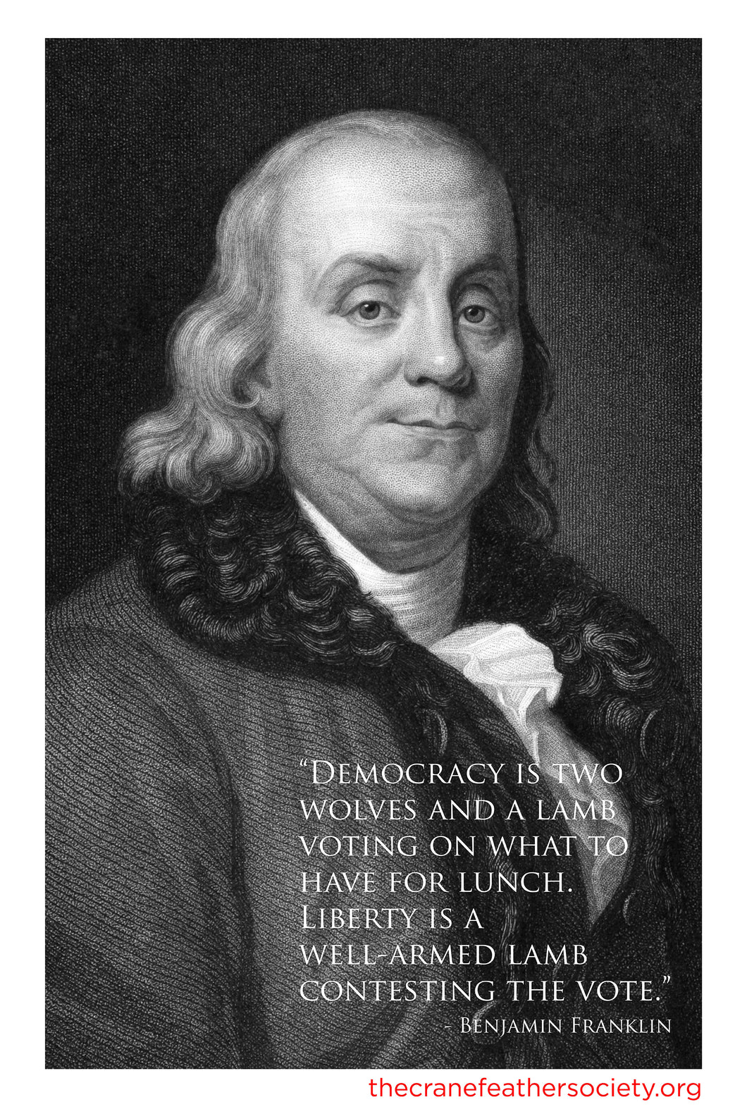 Benjamin Franklin - Democracy