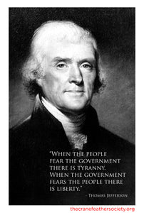 Thomas Jefferson - Least