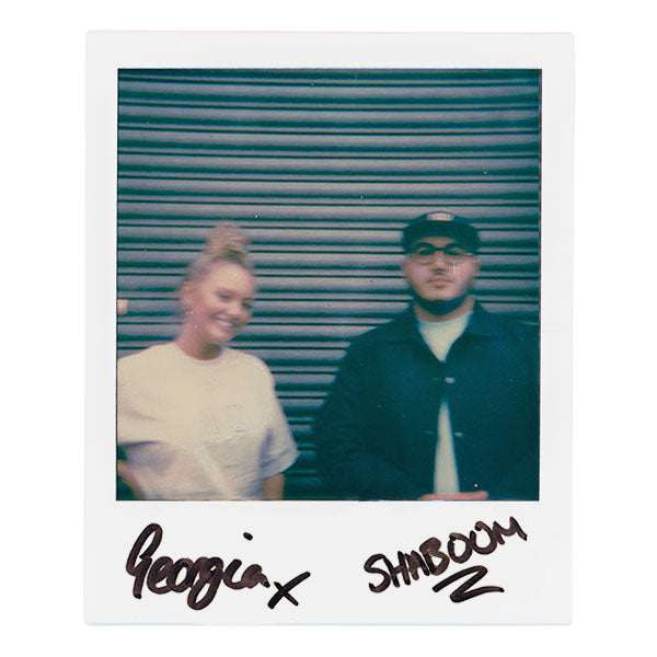 PARLEZ SESSIONS / SHABOOM & GEORGIA
