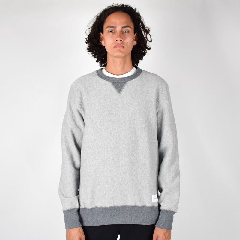 Albion Crew Sweatshirt Heather Mix
