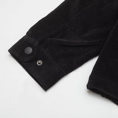 Comar Coach Jacket Black