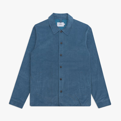 Comar Coach Jacket Dusty Blue
