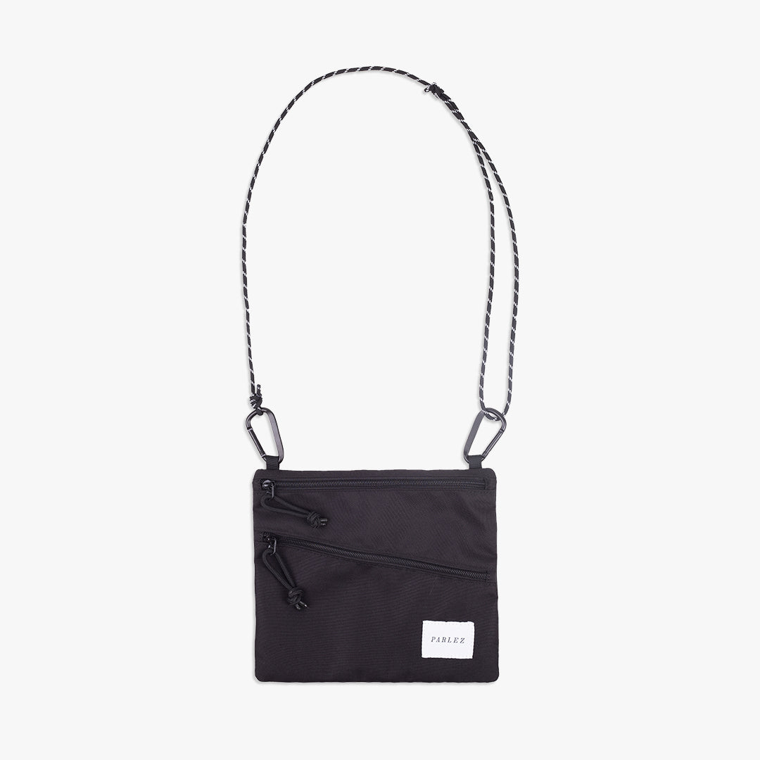 Parlez Hip Bag Black