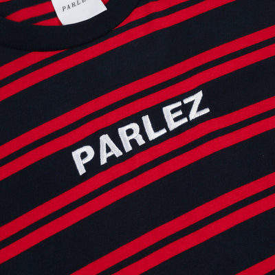 Banner T Shirt Red Stripe