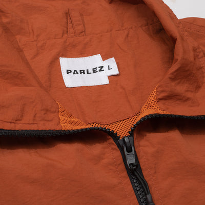 Bathsheba Jacket Burnt Orange