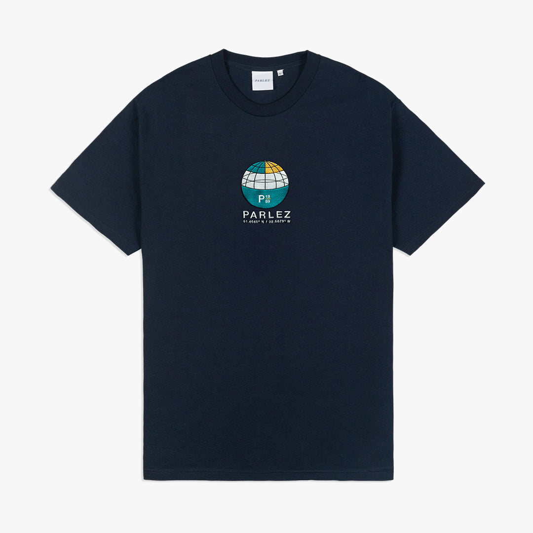 Behaim Organic T-Shirt Navy