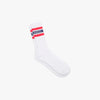 Block Socks Red | Blue