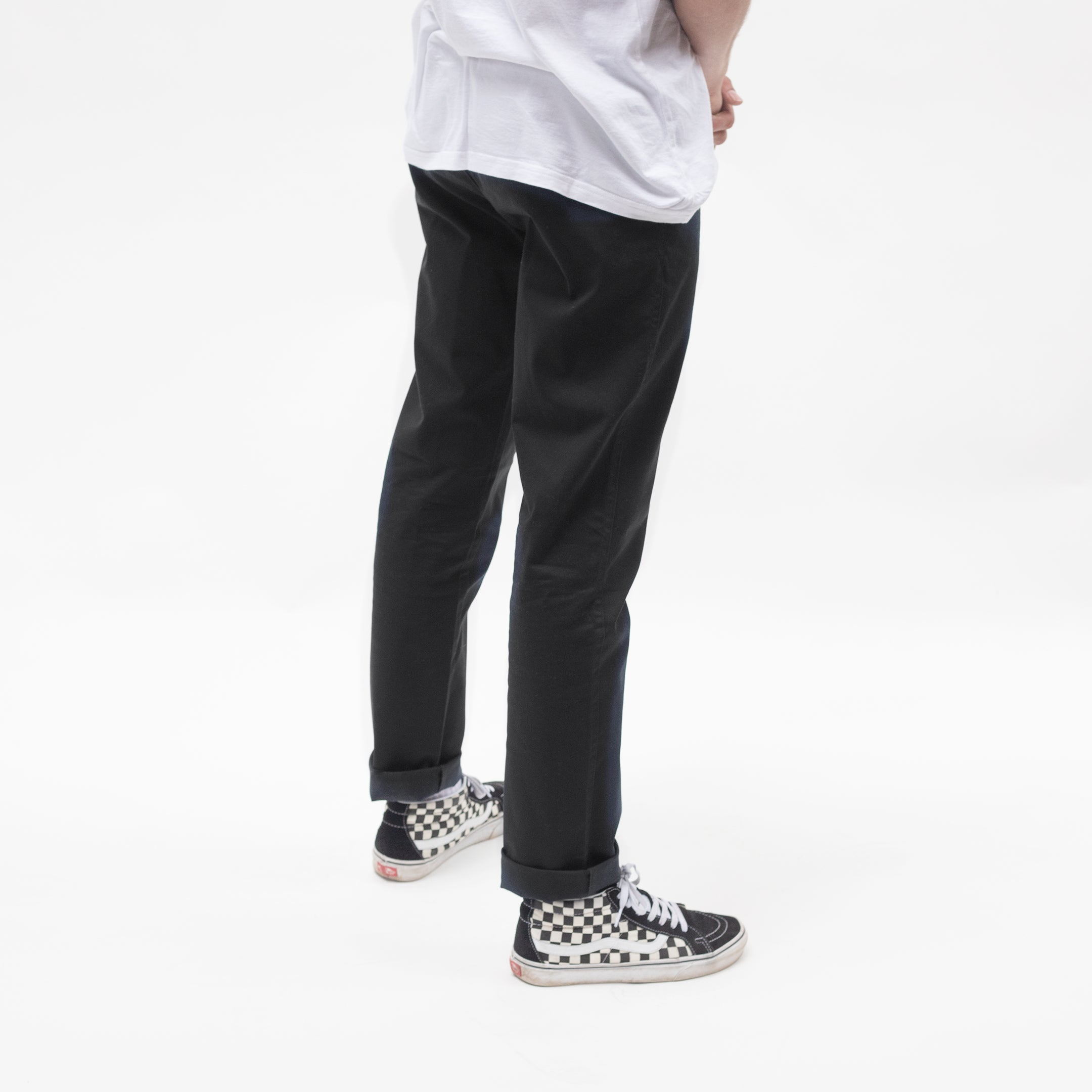 Parlez Bowse Trousers - Black