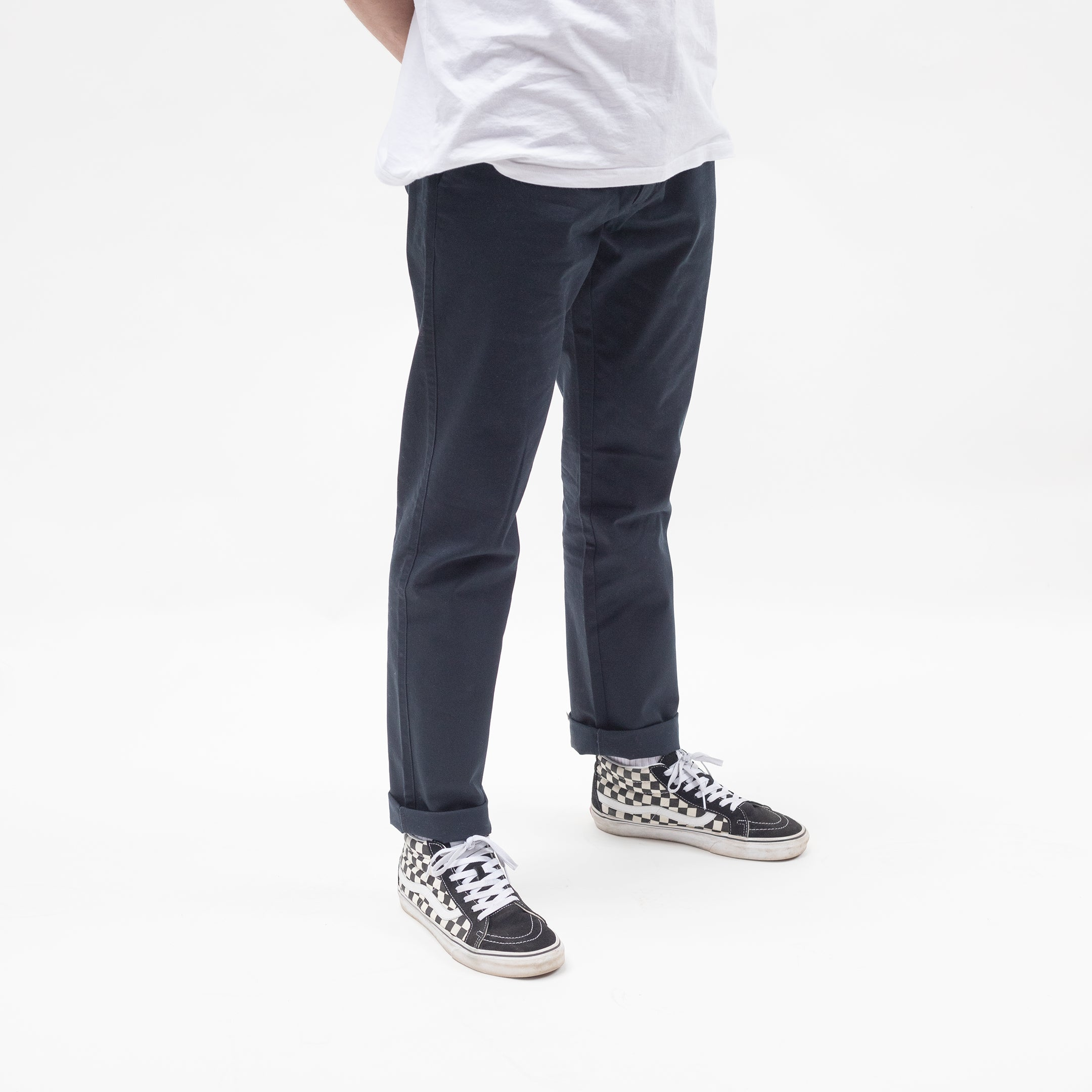 Parlez Bowse Trousers - Navy